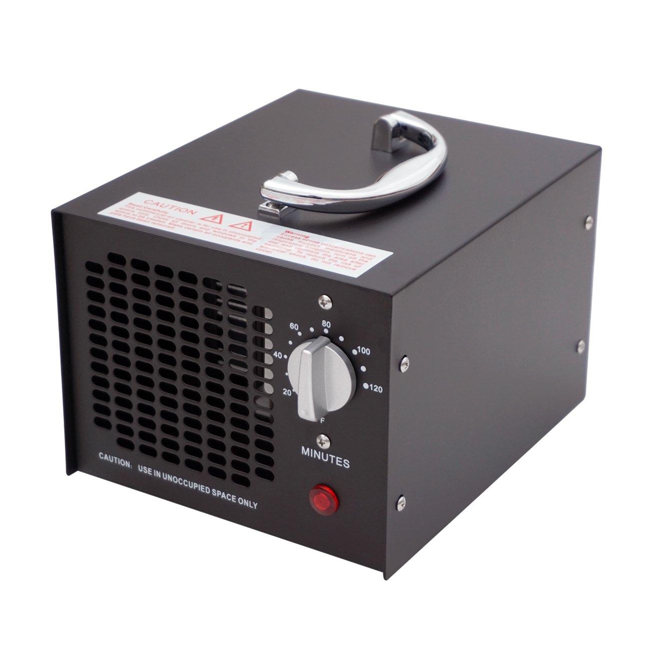 ECO WORTHY  G V Generador De Ozono Industriales Purificador De Aire