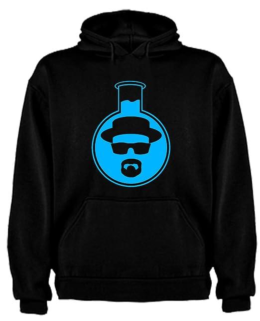 Sudadera de NIÑOS Breaking Bad Heisenberg Jesse Walter White Laboratories Probeta: Amazon.es: Ropa y accesorios