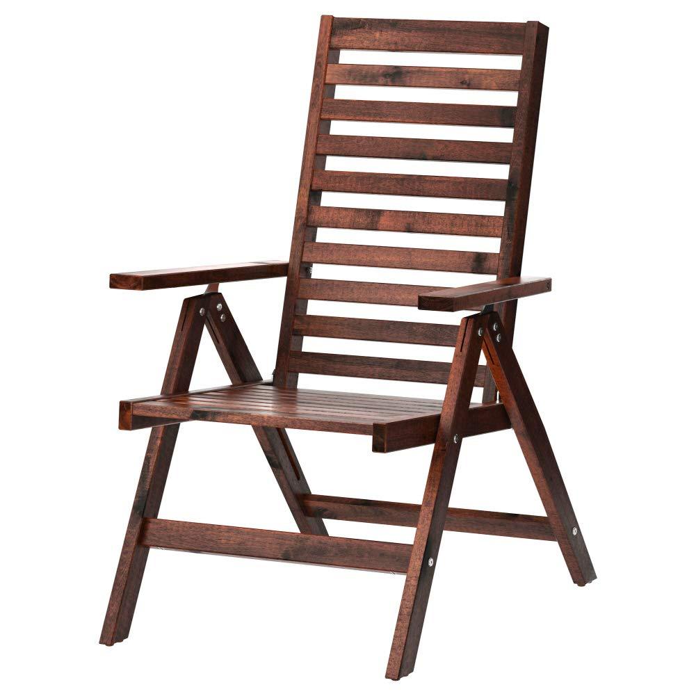 IKEA ASIA APPLARO - Silla reclinable para Exteriores ...