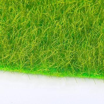 Random Plastique Jardin Miniature Brussels Mini pelouse Artificielle Verte Miniature pour d/écoration de Maison de poup/ée Maison de poup/ée