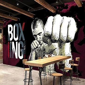 Sproud Foto Personalizados Papel De Pared 3d Gimnasio De Boxeo
