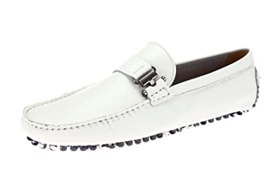 9dac969ae9456 Salvatore Exte Men's Leather Driving Shoe Mario Slip-On Loafer