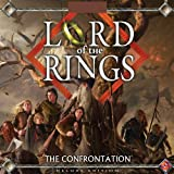 Fantasy Flight Games Lord of the Rings: the Confrontation Deluxe Edition