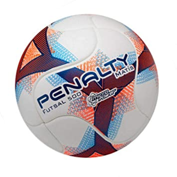6177be85b3 Bola de Futsal Penalty Matis 500 Termotec Micropower  Amazon.com.br ...