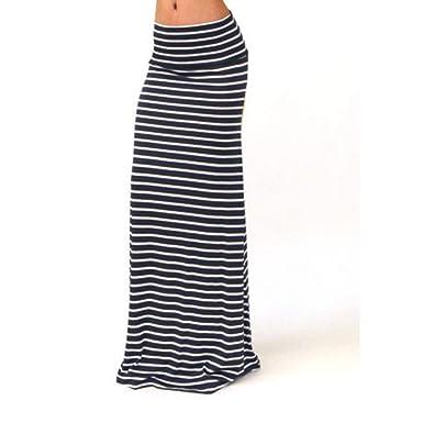 Falda Mujer Verano Mujer Elegante Casual Falda De Playa Falda Ropa ...