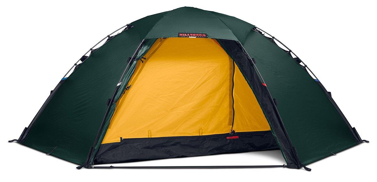 Hilleberg Staika Zelt grün 2019 Camping-Zelt