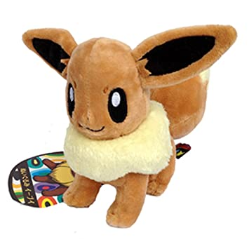 POKEMON - EEVEE - PELUCHE EEVEE / EEVEE PLUSH TOY 18cm (UP)