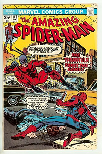 AMAZING SPIDER-MAN #147 7.5 (Amazing Spiderman 147)