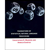 Foundations of Statistical Natural Language Processing (English Edition)