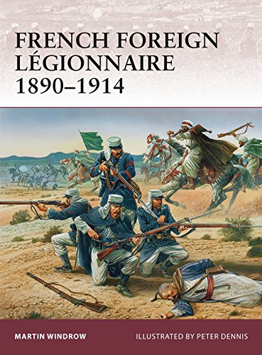 French Foreign Lgionnaire 18901914 (Warrior)