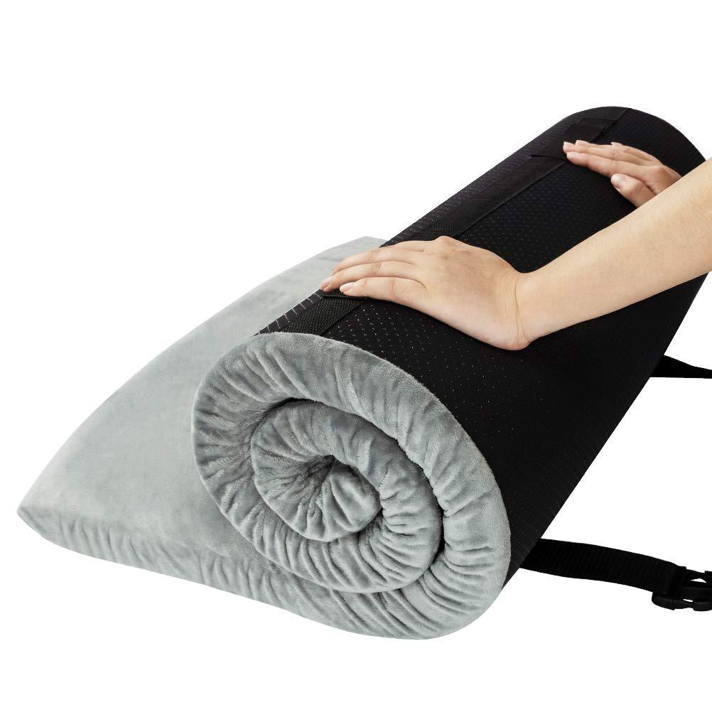 Komex Camping Memory Foam Certipur Us Portable Sleeping