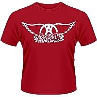 Plastic Head Men's Aerosmith Logo T-Shirt
