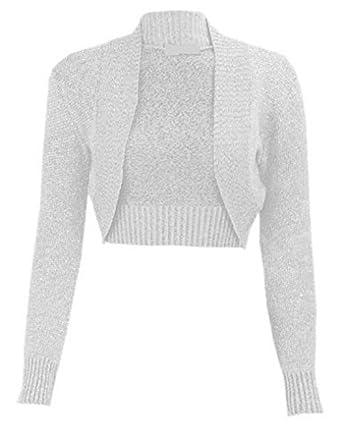 CELEB LOOK - Boléro - Femme  Amazon.fr  Vêtements et accessoires afa67dd7dc61