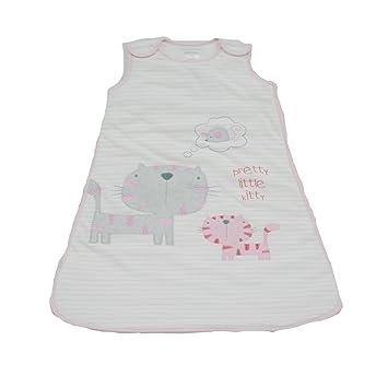 Pitter Patter - Saco de Dormir para bebé (2,5 TOG, para niños y ...
