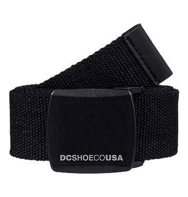 numerosos en variedad diseño encantador volumen grande DC Shoes DC - Cinturón de Nailon - Hombre - ONE SIZE: Amazon ...