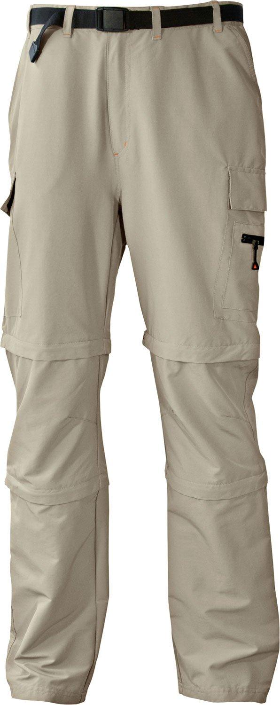 "'Deproc ""Kentville Double Zip-Off Trousers sand Size 024"