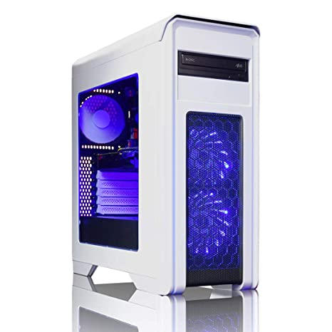 ADMI GTX 1060 GAMING PC: Ordenador de sobremesa de gama alta para juegos: AMD Piledriver FX-8300 CPU Turbo de 6,2 GHz Turbo / NVIDIA GeForce GTX 1060 ...