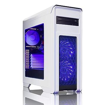 ADMI Gaming PC: Intel 9100F 4 2GHz QUAD Core, GTX 1060 3GB, 8GB DDR4, 1TB  HDD, Falcon Case, DVDRW, Windows 10