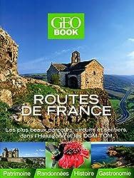 GEOBOOK ROUTES DE FRANCE