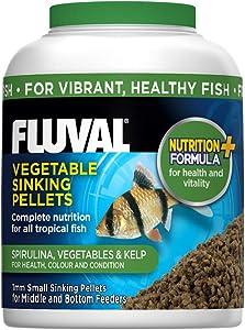Fluval Hagen 90gm Vegetarian Pellets Fish Food