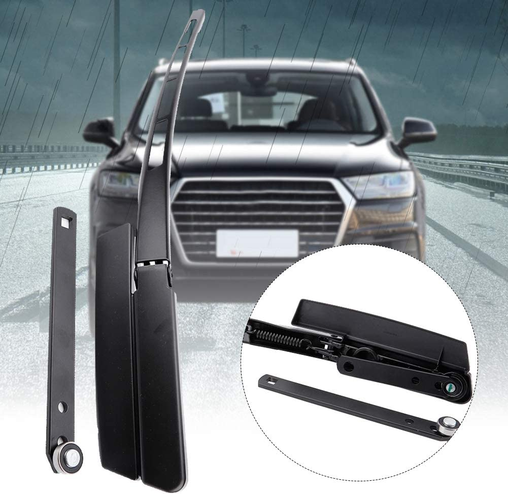 Wiper Arm Aluminum alloy Right Passenger Side Windshield Windscreen Wiper Arm Fit for Q7 2007-2014 4L1 955 408