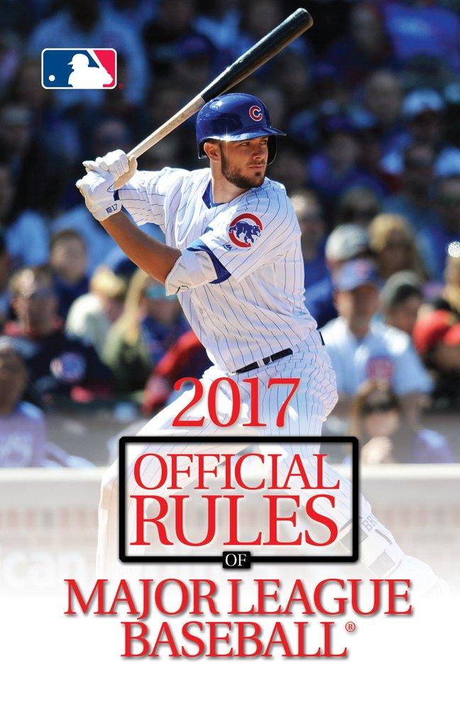 Official Rules Major League Baseball product image