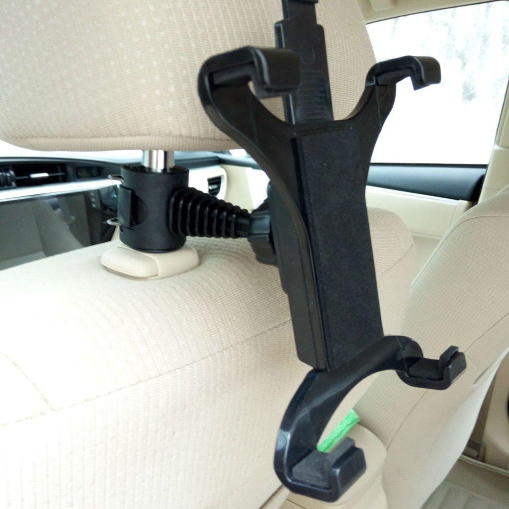 huihuay Supporto per poggiatesta Auto per Tablet da 7-10 Pollici//GPS//iPad