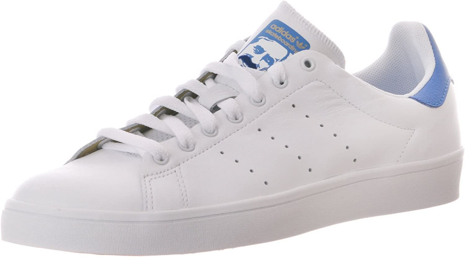 fotografía apasionado Tierras altas  Adidas STAN SMITH VULC Mens Trainers C75192 Uk Size 9: Amazon.co.uk: Shoes  & Bags