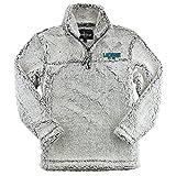 JANT girl Lacrosse Sherpa 1/4 Zip Pullover