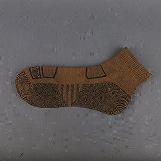 ZHUDJ Bas Mâle en Automne Et en Hiver pour Garder Au Chaud Chaussettes pour Hommes dans Toutes Les Serviettes, 10 Paires De Sock