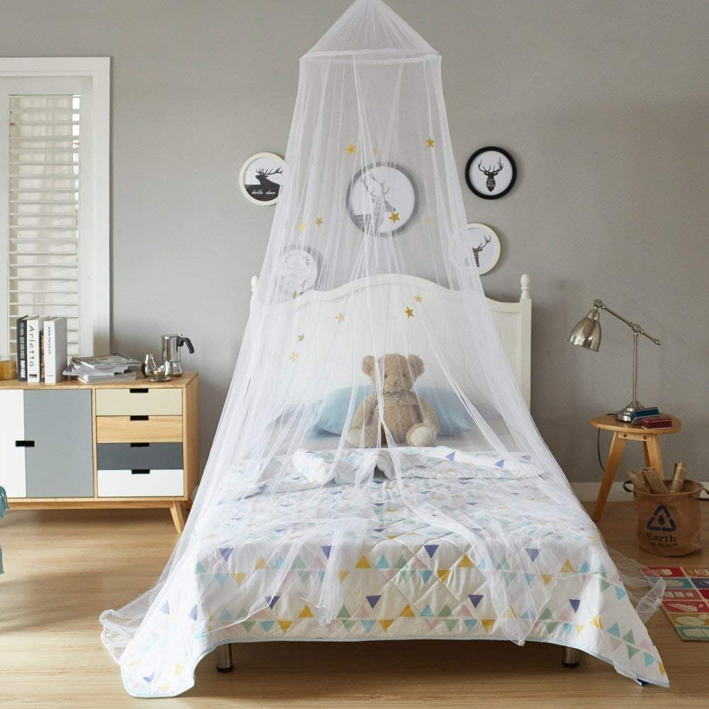 Teen Bedding Glowing Canopy.Loved By Both Adults & Teenagers (Girls/Boys).Fits King,Queen,Full,& Twin Size Beds.