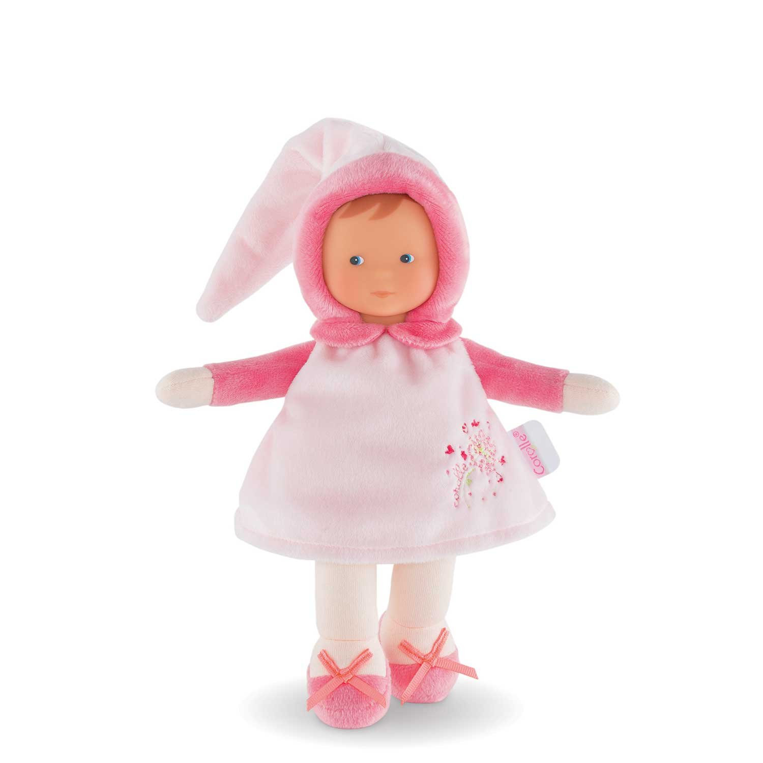 Cgoldlle  Miss Cotton Flower Doll (Pink)