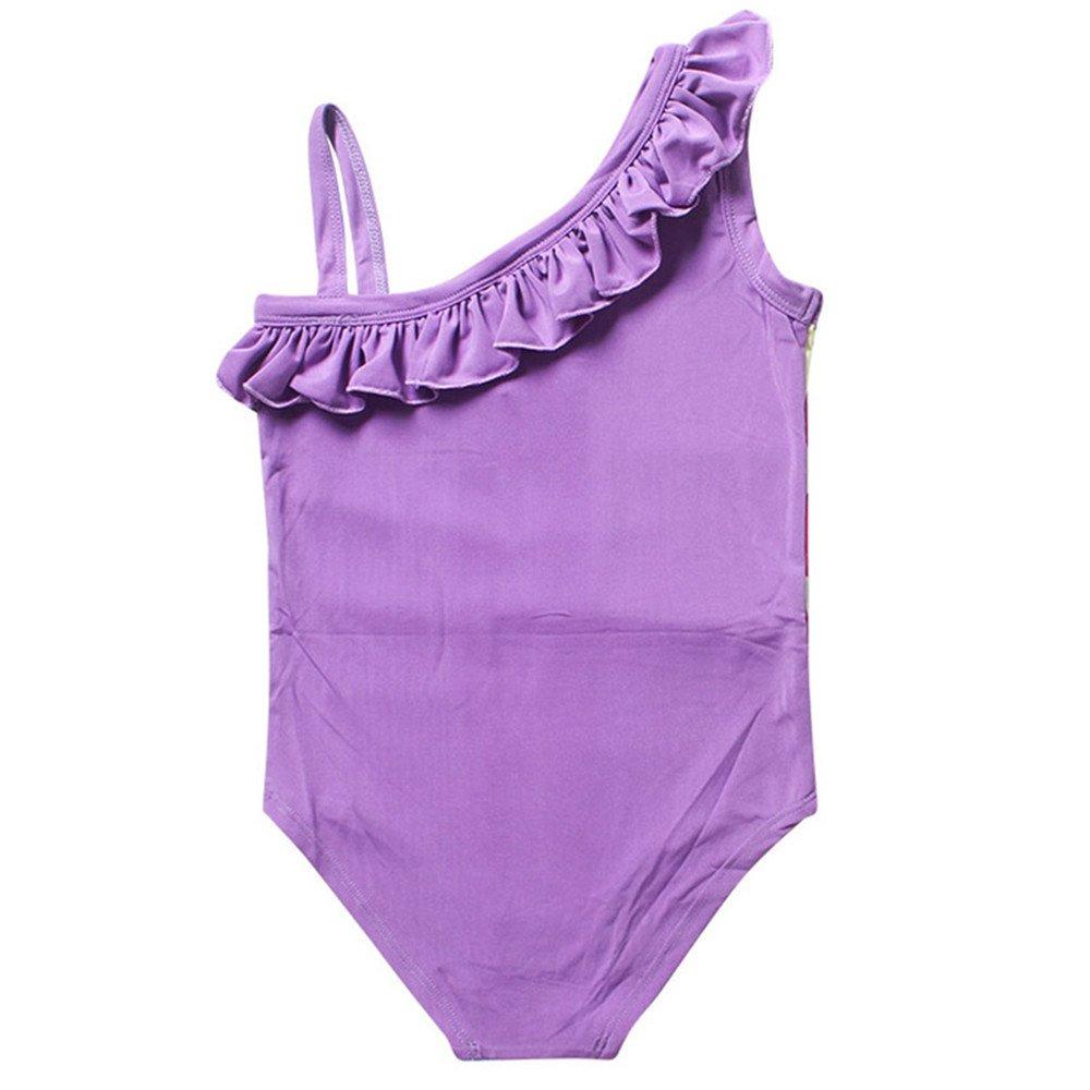 SCHWARZWALD Girls Moana Swimwear One-Piece Swimsuit Beachwear