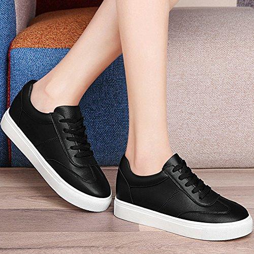 NGRDX Black Zapatos Estudiantes Individuales Zapatos Con amp;G Para Blancos Deportivos Casuales Zapatos Zapatos r4rwxa7T