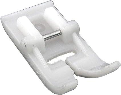 Brand Straight Stitch Teflon Presser Foot for Low Shank Household Sewing Machine TM Cutex