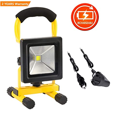 Solar Portable Rechargeable Emergency Searchlight Led Camping Light Outdoor Work Spot Lamp Access Control Kits