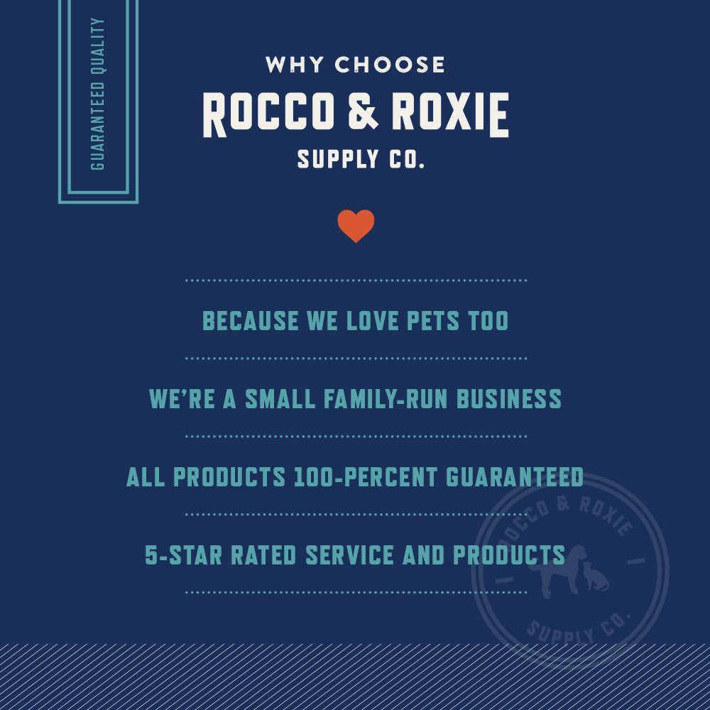Rocco & Roxie Oxy Stain Remover - Oxygen Powered Spot Carpet Cleaner - Professional Strength Cleaning Supplies - Pet Stains Disappear - Quickly Remove Upholstery or Laundry Stains - 32 Oz. by Rocco & Roxie Supply Co