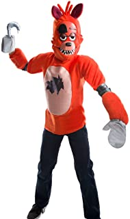 rubies boys kids five nights at freddys deluxe foxy costume