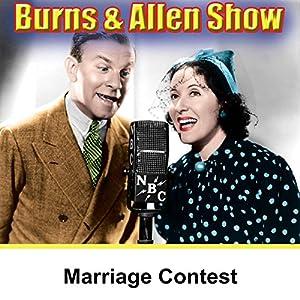 Marriage Contest Radio/TV Program