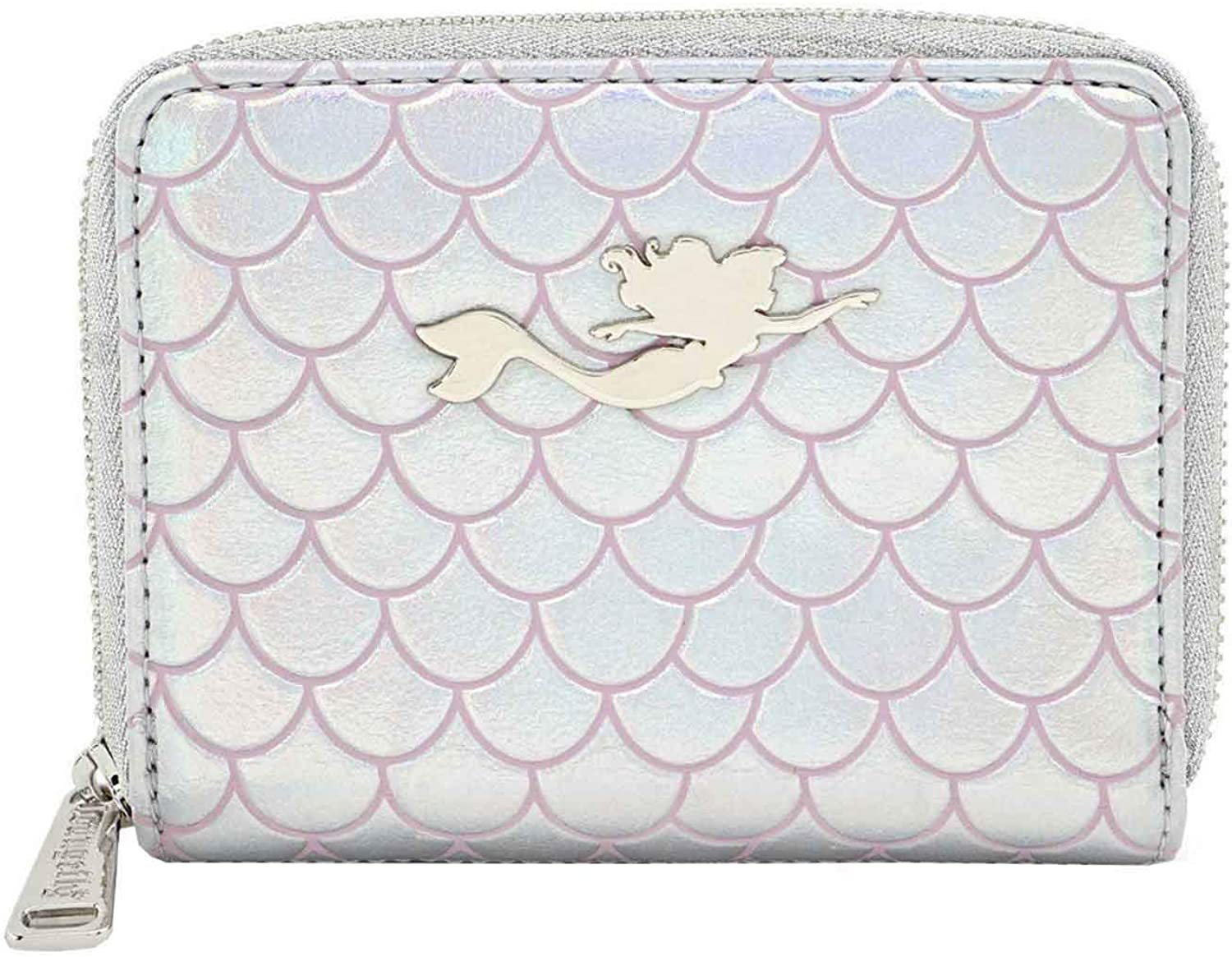 Loungefly x Disney The Little Mermaid Ariel 30th Anniversary Scaled Wallet