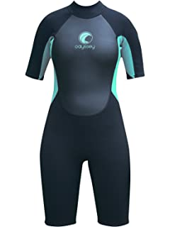 Osprey Women s 3 mm Shorty Summer Wetsuit Origin  Amazon.co.uk ... ebaa5baf0