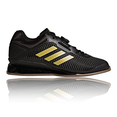 pretty nice 5a1c1 5017b adidas Leistung 16 ll Weightlifting Shoes - Black-8