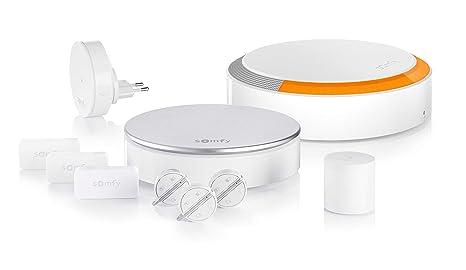 Somfy Home Alarm Plus - Sistema de alarma para casa: Amazon ...