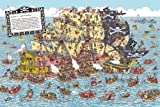 WHERES WALLY? (Wally) 500 Piece Pirate Panorama 500-134 (japan import)