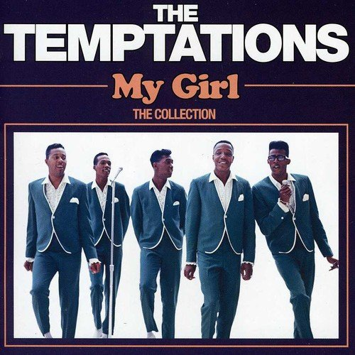 CD : The Temptations - My Girl: Collection (CD)