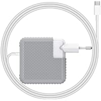 BETIONE Type C PD 87W USB-C Cargador de Adaptador de Corriente para MacBook Pro