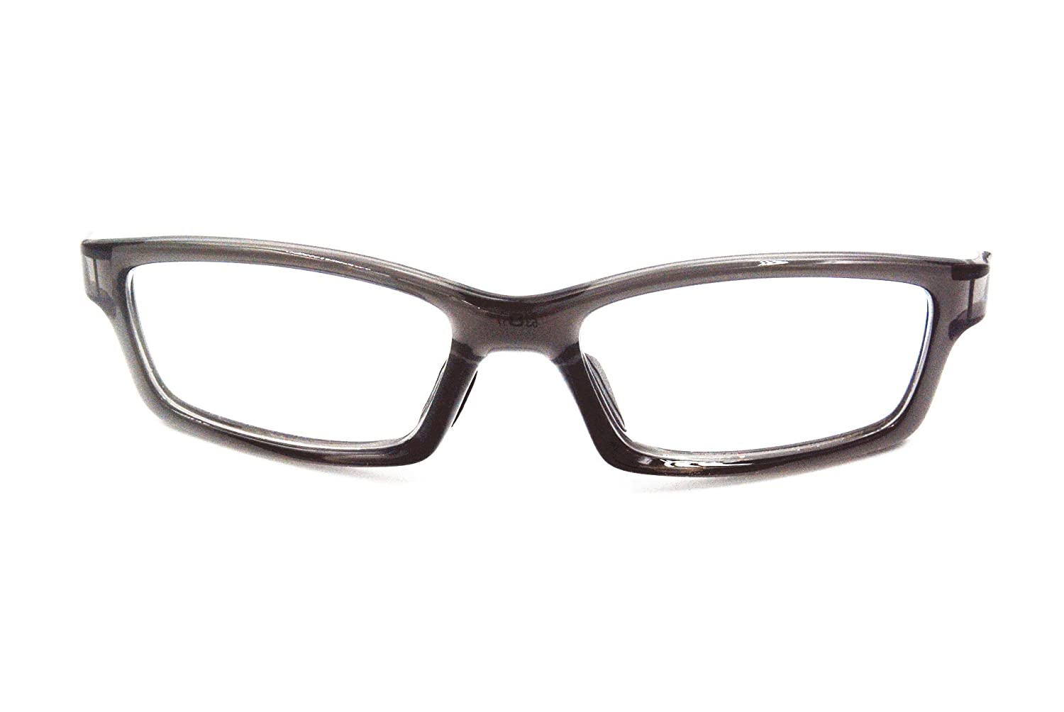 a2938ad254a Amazon.com  Replacement Eye Frame for Crosslink OX8027 0253 Prescription  Glass Temples 53mm NicelyFit (Grey Smoke)  Clothing