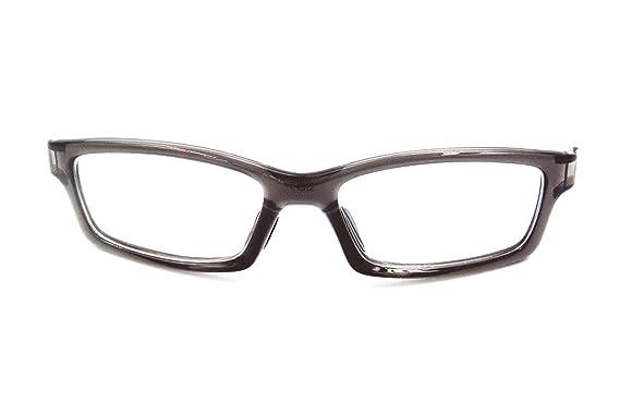 9ec08e871c Replacement Eye Frame for Crosslink OX8027 0253 Prescription Glass Temples  53mm NicelyFit (Grey Smoke)