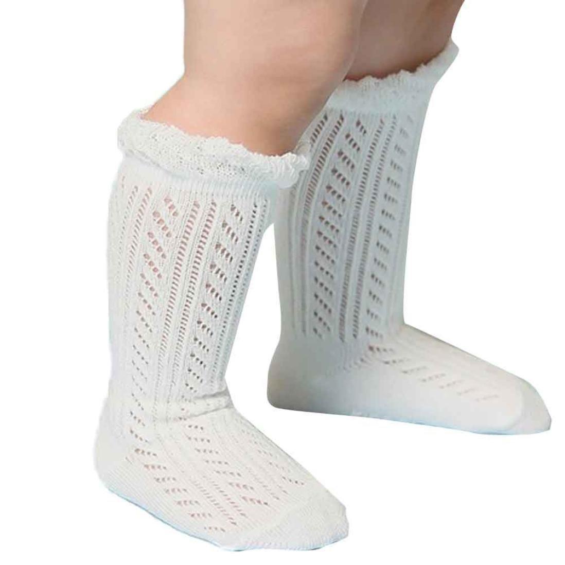 Culater® Neonata di lavoro a maglia Collant a rete in cotone sveglio Calze Culater118