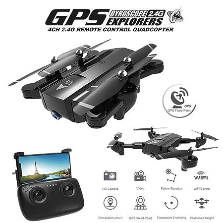 RENYAYA SG900-S GPS Quadcopter con 720P Cámara HD RC Helicóptero ...